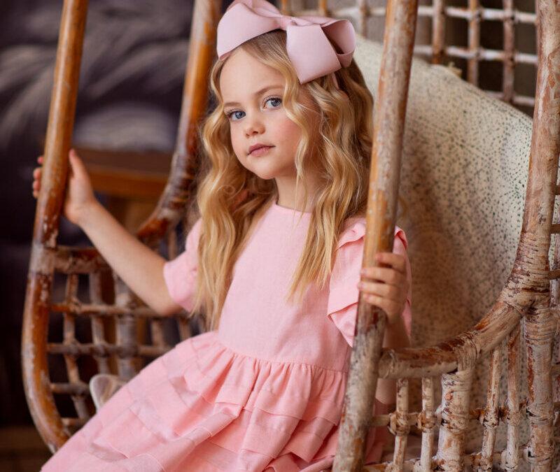 Idei de Paște pentru cele mai elegante fetițe